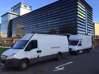 Man & Van Hire for House/Flat/Office Removals & Cheap Single Item deliveries. Also House Clearance