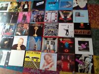 45 Albums - Contemporary Pop & Rock [inc Rare items]
