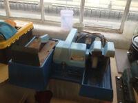Details about Gemtek Vintage Lapidary saw / grinder / polisher machine London £180