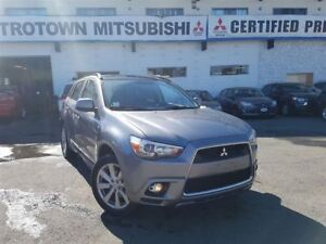 2012 Mitsubishi RVR GT; Leather, panoramic moonroof, 4WD!