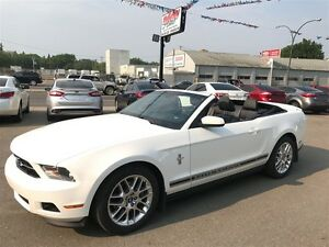2012 Ford Mustang V6 Premium w/leather