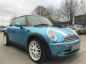 MINI 2005 HATCHBACK 1.6 ONE, 3dr, FULL SERVICE HISTORY
