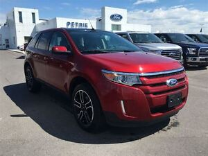 2013 Ford Edge SEL - Heated leather, panoramic roof, AWD