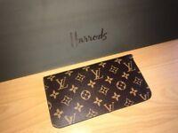 Louis vuitton purse/ wallet clutch fendi gucci