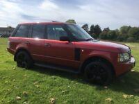 06 Range Rover vogue