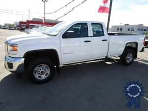 "2016 GMC Sierra 2500HD Double Cab 158.1"" WB 2WD w/8' Box"
