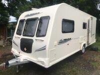 2011 Bailey Pegasus caravan
