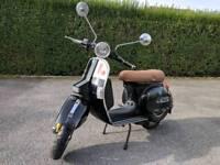 2002 Piaggio Vespa PX125 124CC