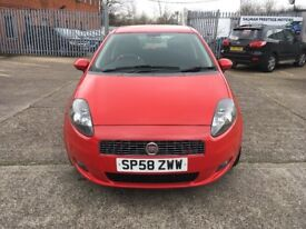 Fiat grande punto red 1.9 diesel 150 bhp full service history recently be...
