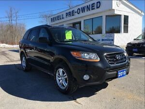 2010 Hyundai Santa Fe GL AWD V6, Automatic, Heated Seats