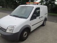 2008 ford connect 65000 miles long mot uk van can be seen in belfast any day £3000