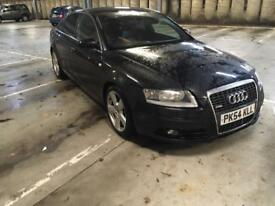 AUDI A6 2.0 DIESEL S LINE MAY PX OR SWAP