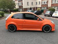 FORD FIESTA SHOW CAR LOW MILES 1 YEARS MOT