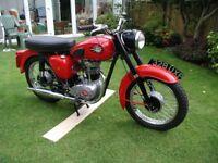 BSA C15 1959