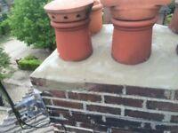 Roofer tiler chimney guttering and maintaince