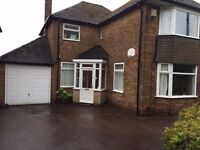 3 Bed Detached House, Button Hill, Single Garage, Private Drive (2 Cars) Gardens Front and Rear.