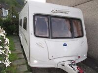 Bailey Senator Arizona 2006 4 berth with motor mover all nice and clean family caravan