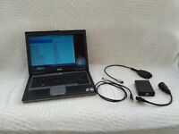 DAF DAVIE Dealer Level Diagnostics System Laptop with Hardware & Software