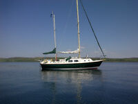 Westerly Renown 31 Ketch