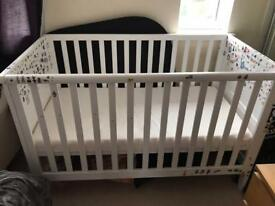Mothercare Whitehaven Cotbed