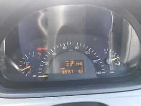 Mercedes Vito 115 cdi 150 bhp