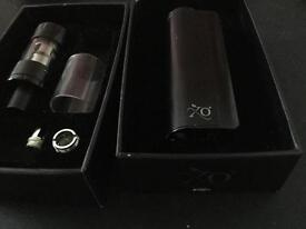 Ecig xo dynamic TC