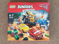 Lego 10744 Juniors Thunder Hollow Crazy 8 Race - Brand New