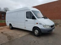 Breaking For Parts And Spares Mercedes Sprinter 311 CDI 313 CDI2.2 Diesel LWB Mk2 Year 2000 - 2006