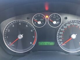 Ford Focus, 2007, titanium, black, alloy wheels , very low mileage , petrol
