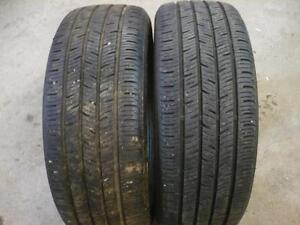 Two 205-50-17 tires $100.00