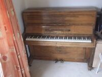 Upright Piano - Free to Collector (GU52)