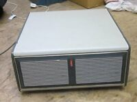 Vintage record player - Bush SRP41 - late 60's, excellent condition, stylish.