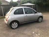 Very Low Milage Nissan Micra 1.2 Only 39k + 1 Elderly Owner from new!