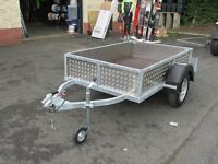 CAR TRAILER STRONGEST ON THE MARKET( often copied but never equalled )