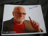 Frank Cullotta CASINO signed autograph personal owned and worn suit UNIQUE ITEM mafia outfit gangs