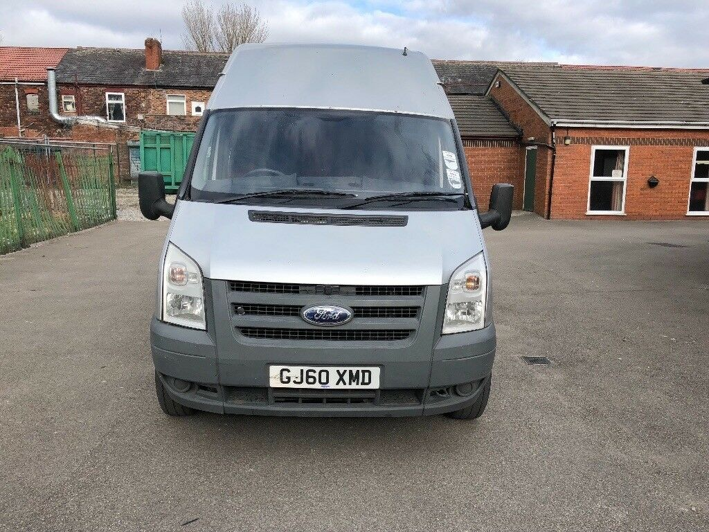 947bd07a13 For sale ford transit crew van