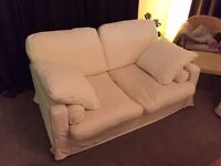 Luxury 4 and 2 Seater Sofas. (Price reduction! Location is West End, Glasgow).