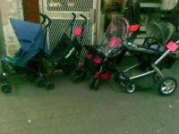 Gracos pram baby keeper pushchair mothercare buggy bruin hoppe lite mini pram babies 4 us