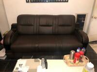 Sofa and 2X Sofa chair's