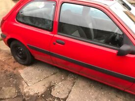 Ford Fiesta for sale with 12 months MOT