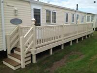 STATIC CARAVAN DECKING WANTED
