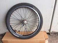 BMX wheel, Profile Hub