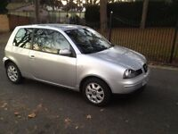 SEAT AROSA S 1.0 MPI LOW MILEAGE