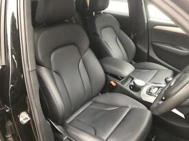 Audi Q5 S Line 2013-2016 leather interior complete