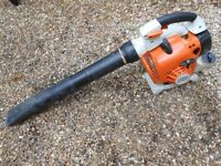 Stihl bg 86 hand held leaf blower