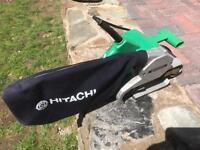 Hitachi professional belt sander