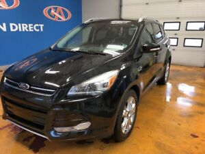 2016 Ford Escape Titanium AWD/ HEATED LEATHER/ BACK-UP CAM