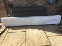 radiator type 22, good condition only year and half old. 2000x300