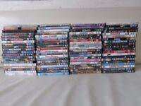 80 DVD s MIX SELECTION ALL VERY GOOD CONDITION