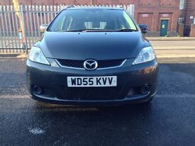 Mazda 2 L diesel TS2D 6 seater only two injector problem start and drive